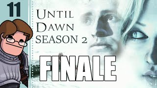 Let's Play Until Dawn Season 2 Part 11 FINALE - Save Josh