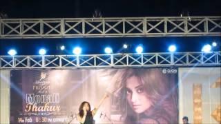 LIVE PERFORMANCE OF MONALI THAKUR  AT ADVAITAM 2016@NIT AGARTALA