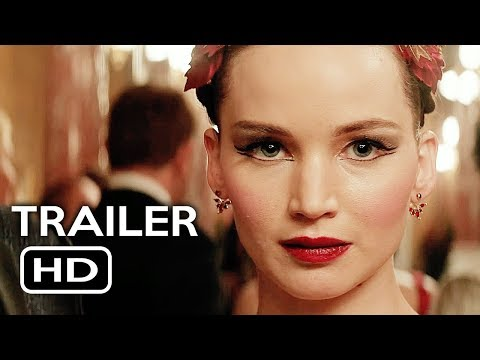 Xxx Mp4 Red Sparrow Official Trailer 2 2018 Jennifer Lawrence Joel Edgerton Thriller Movie HD 3gp Sex