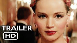 Red Sparrow Official Trailer #2 (2018) Jennifer Lawrence, Joel Edgerton Thriller Movie HD