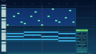 How to write melodies with the Melody Tools in Odesi 2.0