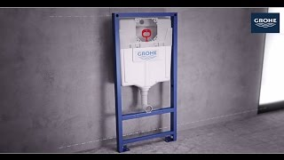 GROHE Rapid SL installation