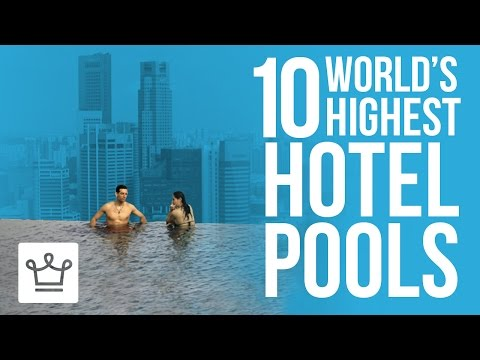Top 10 Highest Pools In The
