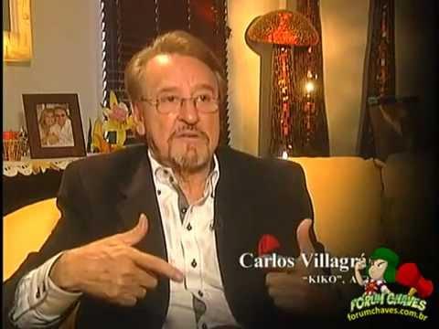 La história detrás del mito Carlos Villagrán Quico