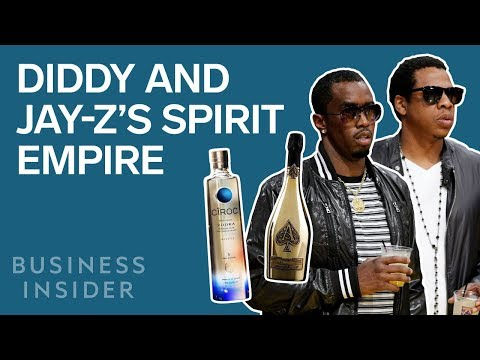 How Jay Z And Diddy Made Millions Off Of Cheap Grapes