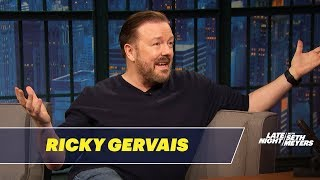 Ricky Gervais Wouldn