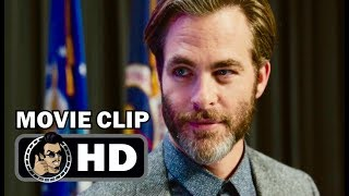 A WRINKLE IN TIME Movie Clip - Presenting Tesser Theory (2018) Chris Pine Disney Fantasy Movie HD