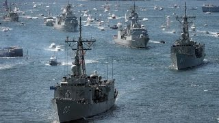 WW3: UK sends WARSHIPS to SURROUND RUSSIA
