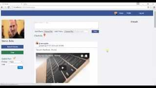 How to create a social networking website like Facebook