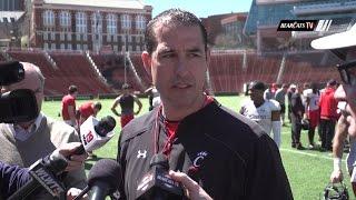 Coach Fickell Recaps Bearcats