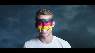 Germany Road to Russia 2018 (Wavin' Flag K'naan)