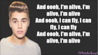 Justin Bieber Ft. Will.I.Am - That Power LYRICS
