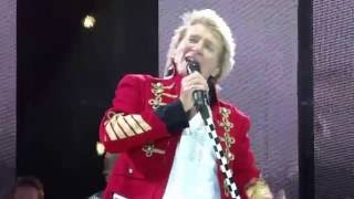 ROD STEWART - EVERY BEAT OF MY HEART - live - KILKENNY 25-06-16
