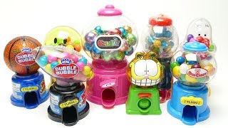 Gumball Machine Collection Dubble Bubble Gum - Gum Machine ガムボールマシーン