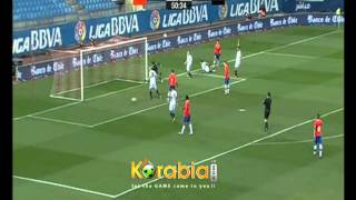 ملخص مباراة مصر 1 - 2 تشيلي @ كورابيا
