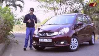 Honda Mobilio India Review - MotorOctane.com | Latest Car Reviews