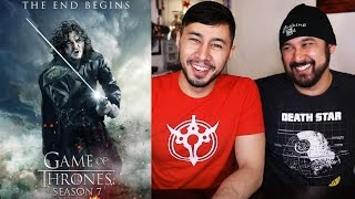 GAME of THRONES - Fewer Episodes in Season 7 Discussion