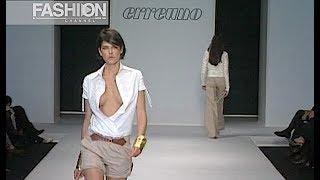 ERREUNO Spring Summer 2003 Milan - Fashion Channel