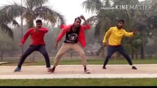 NASHE SI CHADH GAYI ( BEFIKRE) BY BOYS OF STREET DANCE CREW