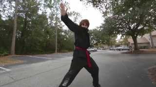 Fun Ninja Parkour Contest