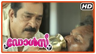 Dolls Malayalam Movie | Scenes | Shanavas kills Saddique for cheating Jaganatha Varma