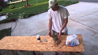How To Build a Net Pot For A Fish Pond