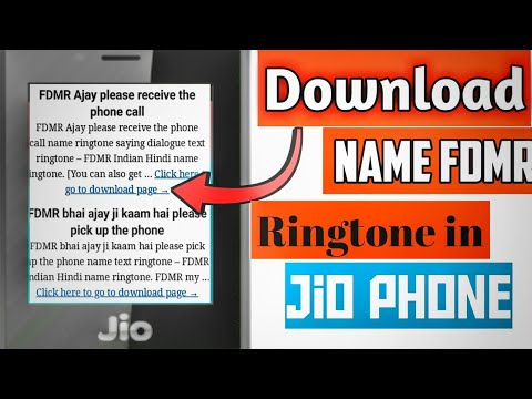 Xxx Mp4 Download Name Ringtones In Jio Phone How To Download Name Ringtones FDMR In Jio Phone 3gp Sex