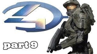 Halo 4 Gameplay: Part 9 - Reclaimer