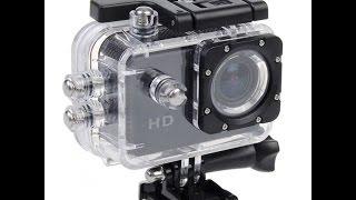 Action Sport Cam Camera Waterproof HD Video Helmetcam Bike Helmet Action DVR Cam