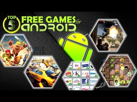 Top Android Games Under 40 MB