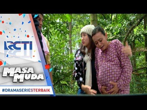 MASA MUDA Reza Batal Antar Safina Gara Gara Mau Tabrak Ibu Hamil 5 April 2017