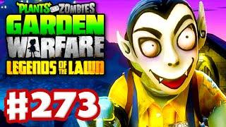 Plants Vs. Zombies: Garden Warfare   Gameplay Walkthrough Part 273    Vampire Engineer! (PC)