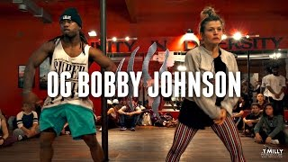 OG Bobby Johnson - WilldaBeast Adams Choreography - @WilldaBeast__ | Filmed by @TimMilgram | @Que