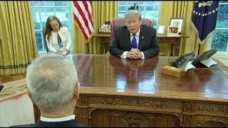 President Trump Holds Press Conference 2/22/19 Vows To Veto Border Resolution
