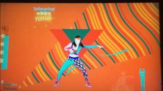 Just Dance 2016: Shakira - Rabiosa (feat. El Cata) [Latin Fitness] [5 Stars]