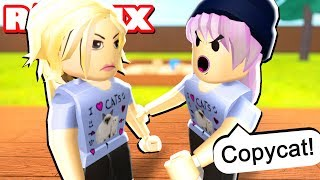 COPYING PEOPLE'S OUTFITS IN FASHION FRENZY (Roblox Prank Challenge)