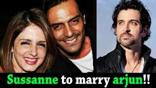 Hrithik Ex-Wife Sussanne to marry arjun rampal - Bollywood Latest News
