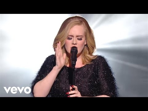 Adele - Hello (Live at the NRJ Awards) Mp3