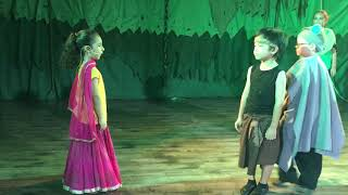 The jungle book, Sana's first musical theatre performance!