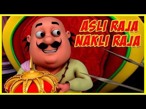 Xxx Mp4 Motu Patlu Asli Raja Naki Raja Motu Patlu In Hindi 3gp Sex
