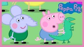 Peppa Pig - Grampy Rabbit's Dinosaur Park (HD)