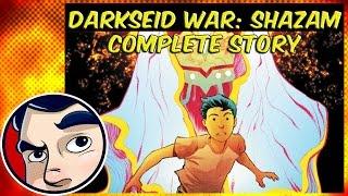 Shazam God of Gods - Darkseid War Complete Story
