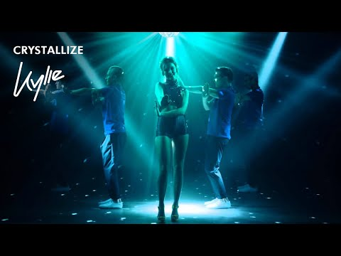 Kylie Minogue - Crystallize (Official Video) Mp3