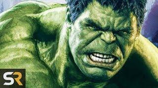 Incredible Hulk Superpowers That Marvel Keeps Hidden!