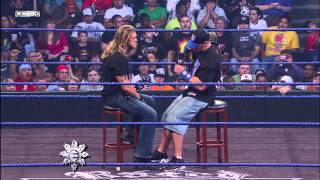 The Cutting Edge with John Cena: SmackDown, April 10, 2009