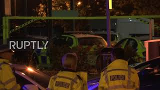 UK: Loud bangs heard as reported hostage situation unfolds in Nuneaton