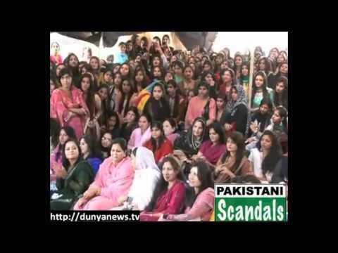 Punjab college Lahore Girls Dance