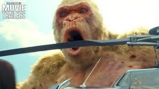 RAMPAGE   New Earth shattering International Trailer