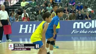 352 Elite vs Vaqueros - 12U Gold Medal Match