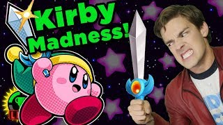 Going INTO BATTLE with Kirby!   Kirby Battle Royale